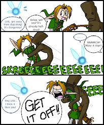 Link and the ReDead joke