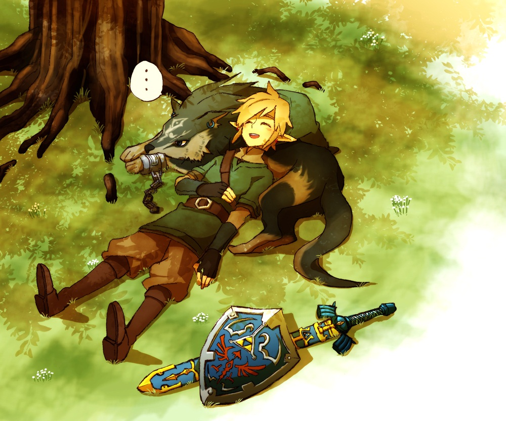 The Legend of Zelda images LoZ HD wallpaper and background photos ...