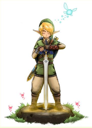 The Legend of Zelda wallpaper called LoZ