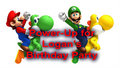Logans Party - super-mario-bros fan art