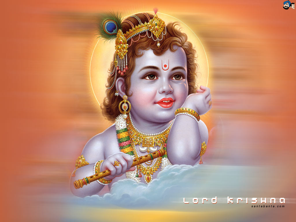 God Krishna Gods of Hinduism Lord Krishna