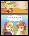 Loz skyward sword - the-legend-of-zelda-skyward-sword fan art