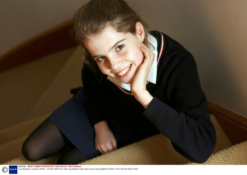 Lucy Boynton
