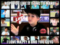 MATTY B LOVES ME