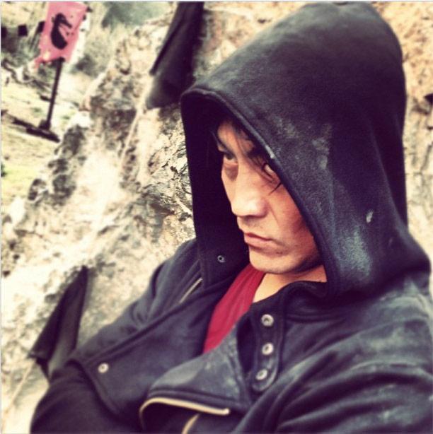 Mortal Kombat Images Mk Legacy Liu Kang Brian Tee Fond Décran