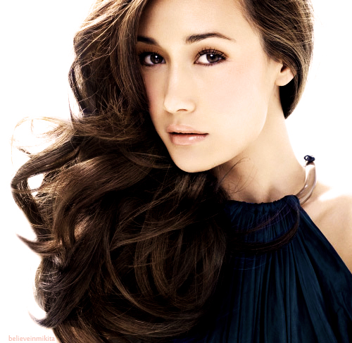 Maggie Q wallpaper probably with a portrait called Maggie Q