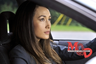 Maggie Q wallpaper possibly with an automobile titled Maggie Q