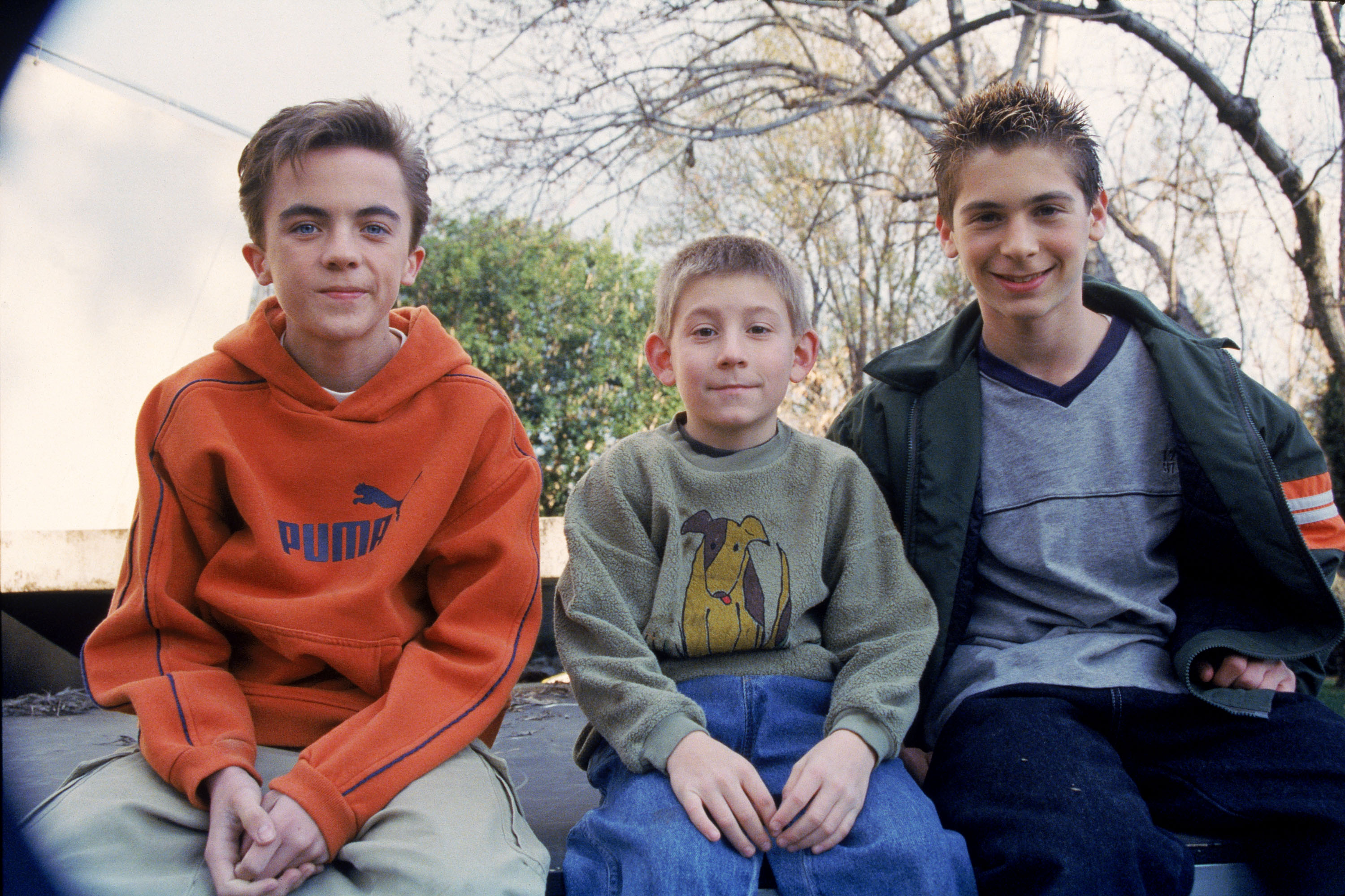 'Malcolm in the Middle' reunion possible, says Bryan ... |Malcolm In The Middle Reunion Dewey