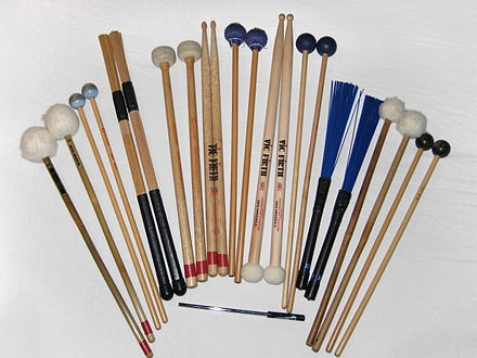 Mallets + Brushes