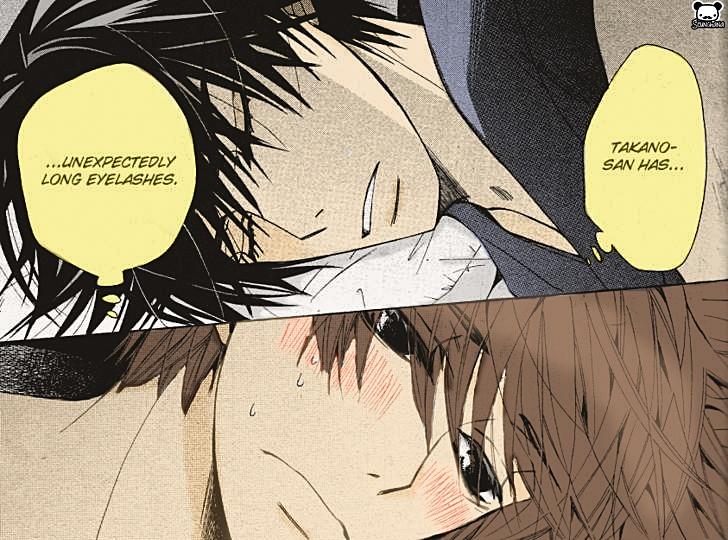 Masamune X Ritsu~ manga