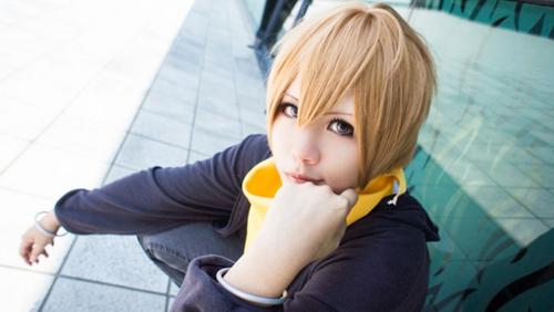Masaomi Kida cosplay