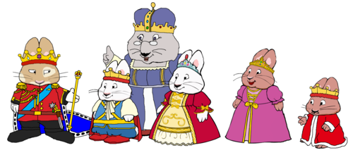 Max and Ruby - Royalty