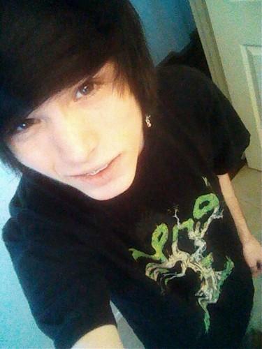 Emo Boys پیپر وال called Me - Brandon Arizona (: