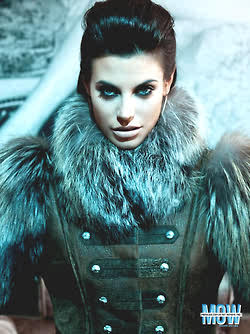 Meghan Ory (Ruby Lucas/Red) Photoshoot