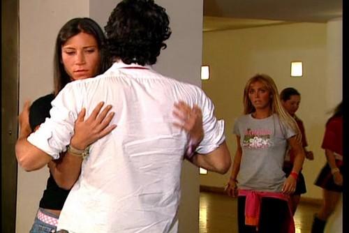 Mia Colucci & Miguel Arango 바탕화면 entitled Mia and Miguel