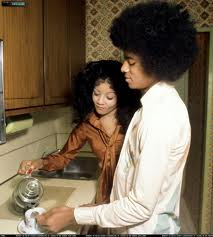 Michael And LaToya In New York City Back In 1977