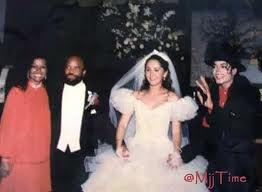 Michael At A Friend's Wedding