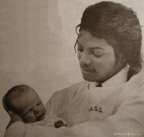 Michael Jackson RARE pic