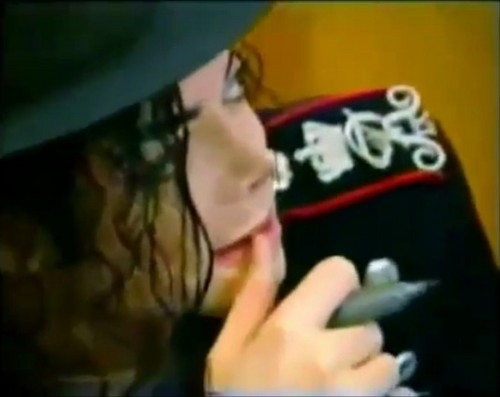 Michael Jackson in Bucharest orphanage