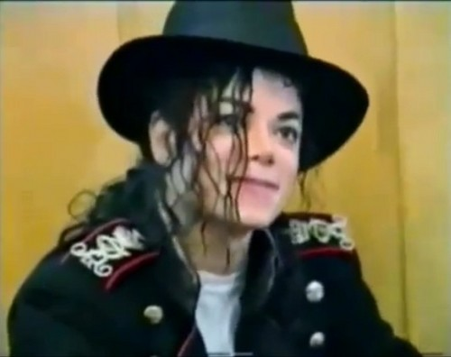 Michael Jackson in Bucharest orphanage