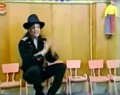 Michael Jackson in Bucharest orphanage - michael-jackson photo