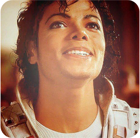 Michael..you give me 蝶 <3