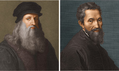 Michelangelo vs Leonardo