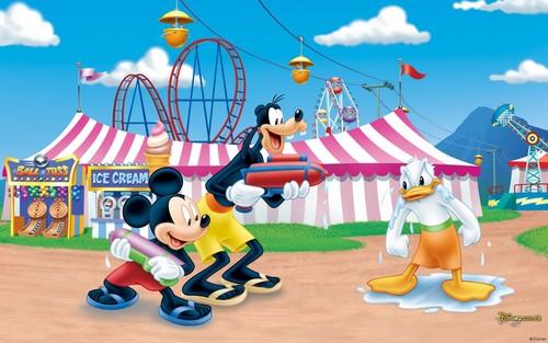 Mickey & 프렌즈