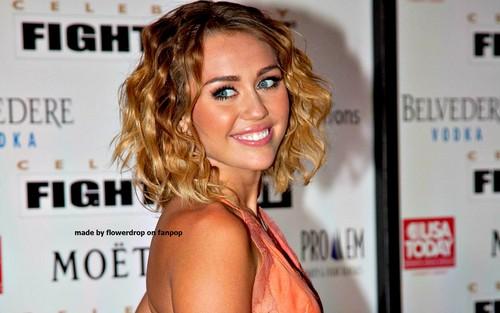 Miley achtergrond ❤