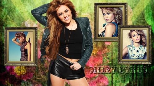Miley দেওয়ালপত্র ❤