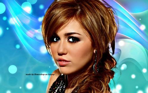 Miley kertas dinding ❤