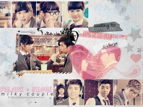 Milky Couple