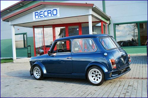 Mini for sport