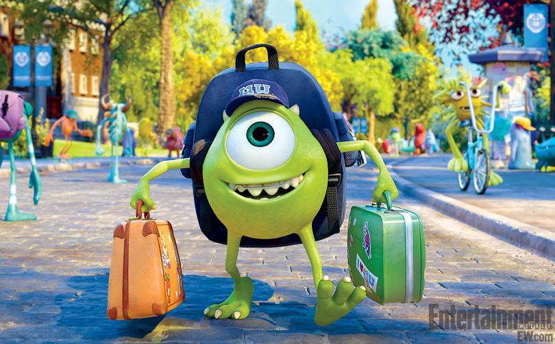 monster university mike