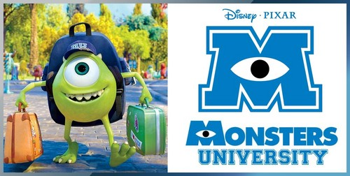 Monsters universiteit (Mike)