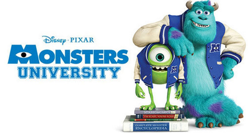 Monsters universidad