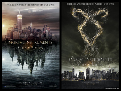 Mortal Instruments Collage