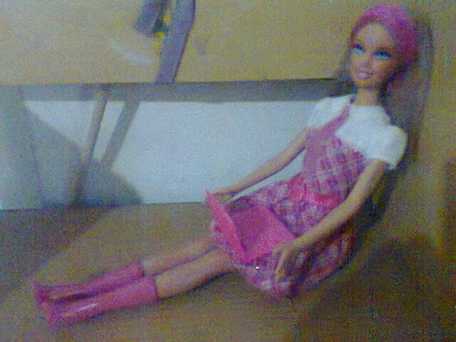 My barbie Princess Charm School Doll