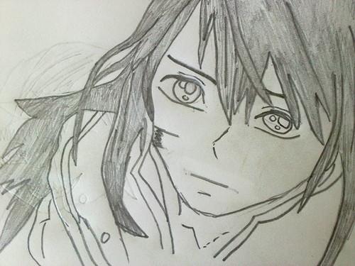 My Drawing #2- জীবন্ত Boy