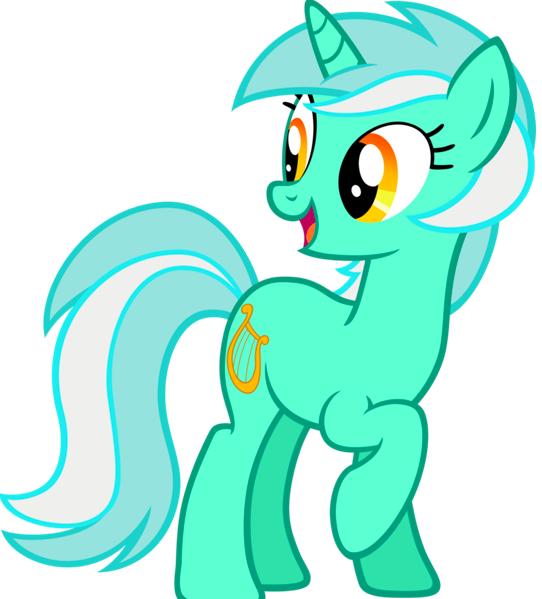 My little pony personagens