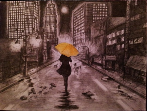My himym inspired NY drawing