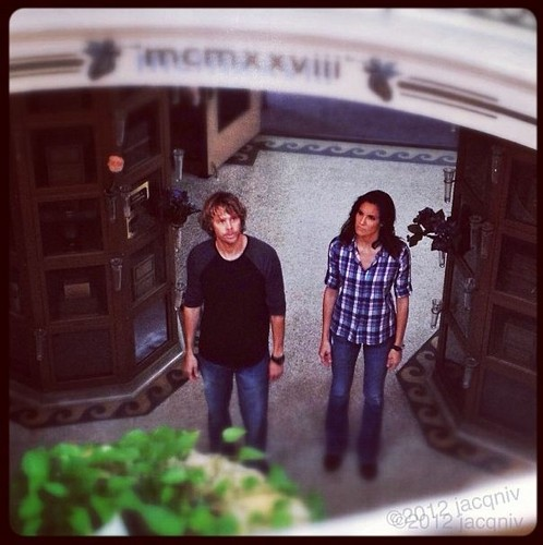 """NCIS: Los Angeles- 4x12 — """"Paper Soldiers"""""""
