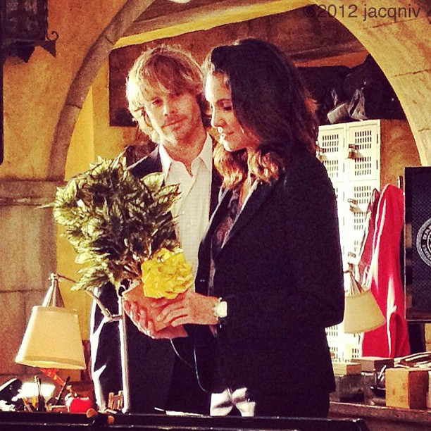 "Deeks and Kensi NCIS: Los Angeles- 4x12 — ""Paper Soldiers"""