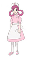 NURSE JOY ISSHU - pokemon fan art