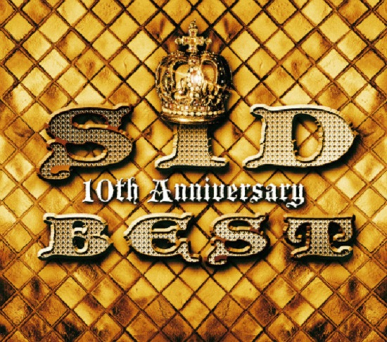 SID Japan Rock Band images New Album「SID 10th Anniversary