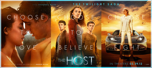 The Host wallpaper probably containing anime called New HQ Posters!
