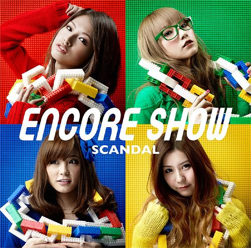 New album「ENCORE SHOW」[CD+DVD -Limited Edition-]