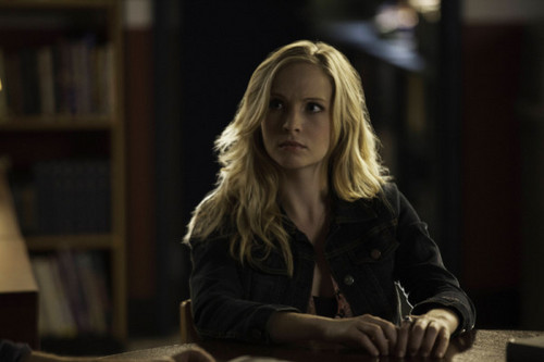 """New promotional stills for The Vampire Diaries 4x10: """"After School Special""""."""