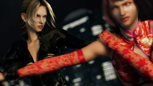 Nina~ Tekken movie