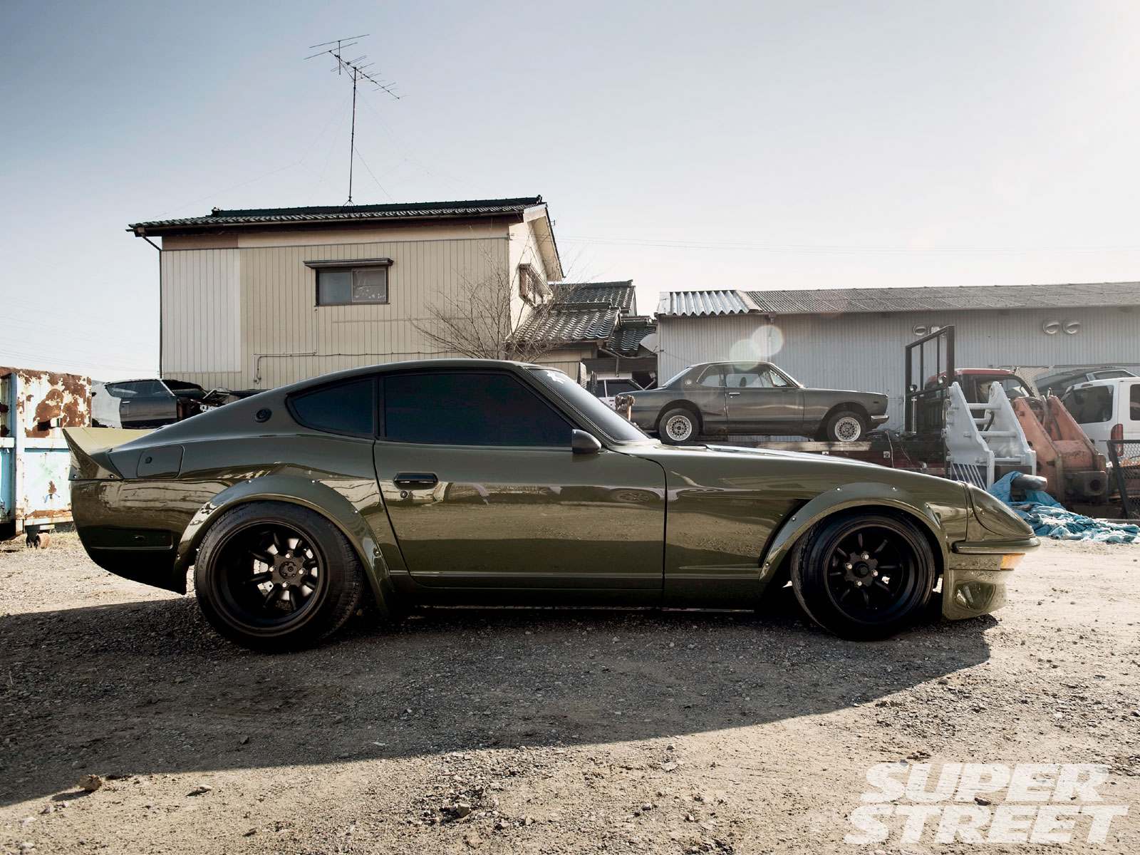 Nissan Fairlady S30 Stance Photo 33275252 Fanpop